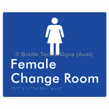 Female Change Room