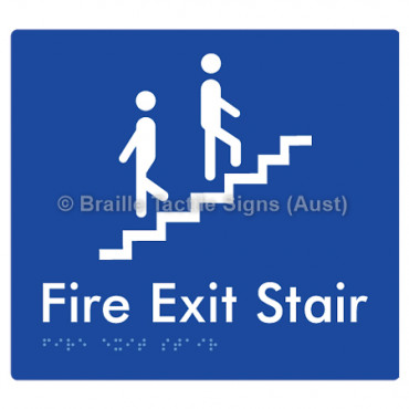 Fire Exit Stair