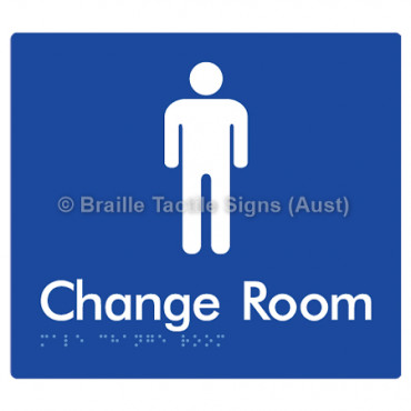 Male Change Room