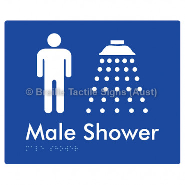 Male Shower
