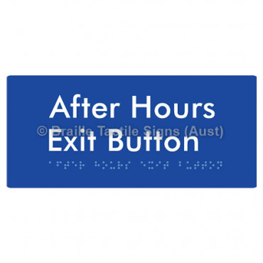 After Hours Exit Button