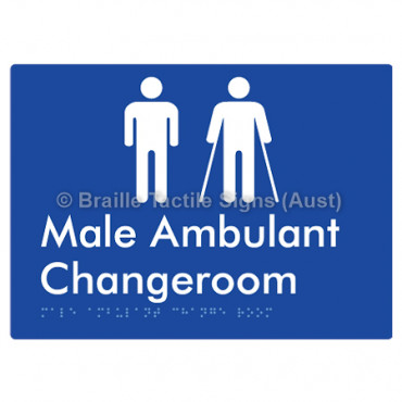 Male Ambulant Changeroom