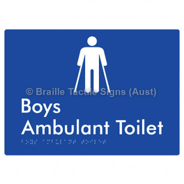 Boys Ambulant Toilet
