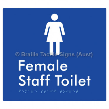 Female Staff Toilet